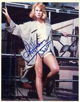 Kathleen Turner Jsa Coa Hand Signed 8x10 Photo Authenticated Autograph