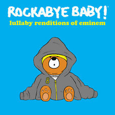 Rockabye Baby, Rocka - Lullaby Renditions of Eminem [New CD] O-Card Pack