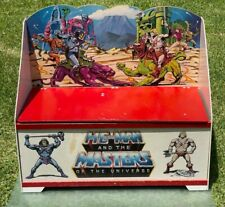 He-Man Masters of the Universe MOTU Skeletor 1980?s Toy Chest Toy Box Vintage!