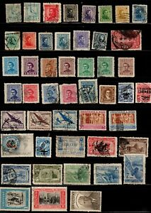 Collection of Uruguay Stamps