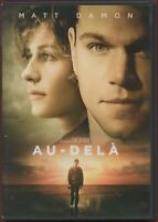 DVD - Au Dela con Matt Damon Et Cecile de Francia