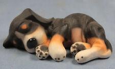 berner sennen keramik porzellan figur porzellanfigur hund