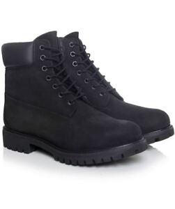 Timberland 6in Premium c10073 Black RRP £170 sizes 7-11