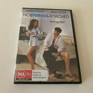 No Strings Attached DVD New/Sealed Region 4