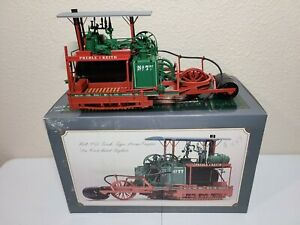 Holt No. 77 Track-Type Steam Engine - SpecCast 1:32 Scale #CUST832 New!