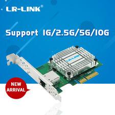 PCIe x4 Single Port 10G Gigabit Ethernet RJ45 copper network adapter server