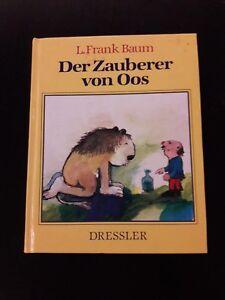 Der Zauberer von Oos von L. Frank Baum Ausgabe von 1984
