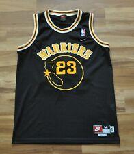 JASON RICHARDSON Golden State Warriors Nike Swingman '75 Black Jersey Men Medium