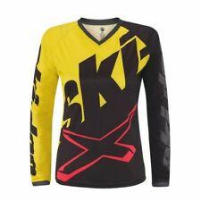 New Ski-Doo Womens X-Team Jersey Yellow - Non Current 454177_96