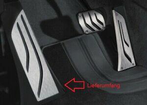 Original BMW M Performance Fußstütze Edelstahl 5er F10 F11/ 6er F06 F12 F13