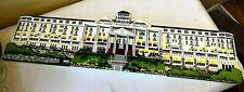 "1996 Grand Hotel Mackinac Island Michigan Shelia's 3 Pieces Shelf Sitter 23 1/2"""