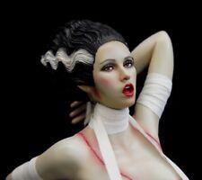 Bride of the Monster 1:4 Resin Cast Model Kit Frankenstein WF Japan LTD