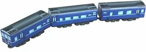 Rokuhan Z gauge - SA007-1 Z Shorty Passenger Blue Train F/S