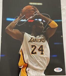 Kobe Bryant Signed Autographed 8x10 Photo NBA Los Angeles Lakers COA