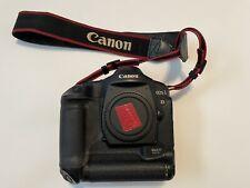 Canon EOS 1D Mark II 8.2MP Digital SLR Camera Body with strap