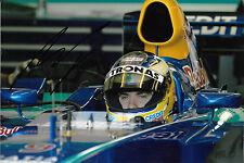 Nick Heidfeld SIGNED, F1 Sauber-Petronas C22 Portrait   2003 GP Season