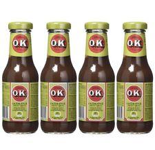 12 X 335g Pack Colman's OK Fruity Rich Sauce No Artificial Colours Flavours O.K