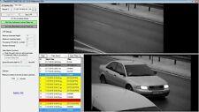 License Plate Detection & Barrier Control software ANPR LPR camera parking CCTV