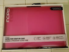 MacBook Pro 15 Inch Ultra Thin Snap On Case With Retina Display Incipio New