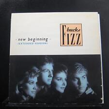 Bucks Fizz - New Beginning (Extended Version) LP VG+ POSPX 794 UK Vinyl Record
