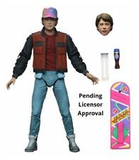 Ultimate Marty Mcfly. Back to the Future 2 () NECA