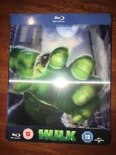 Hulk (Blu-Ray Lenticular Steelbook) NEW