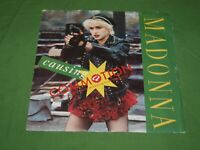 1987 Madonna Causing a Commotion / Jimmy Jimmy in original Picture Sleeve