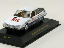 CITROEN CX ATHENA RTL LA ROUTE DU RHUM IXO CLC124 1/43 DIE CAST MODEL 1980