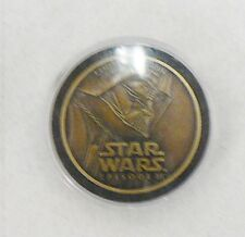 Limited Edition Star Wars Episode Iii 2005 Medallion In Air Tight