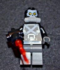CROSSBONES ~ Minifigure - Lego Marvel Super Heroes ~ MINT ~ CROSS BONES