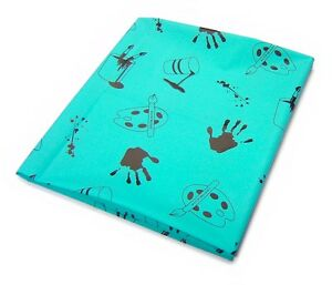 Craft Painting Table Cover Messy Mat Protection Splash Plastic