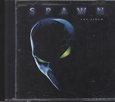 Spawn The Album CDSpawn