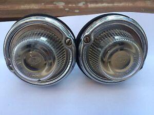 VINTAGE EBER TURN SIGNAL,BLINKERS,FOG LAMP LIGHT,HALOGEN,BMW,MERCEDES