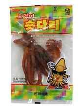 HANYANG FOODS Korean Seasoned & Dried Squid Legs (Original Shortdari) 3ea 1set