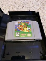 Nintendo N64 Game Super Mario 64 Videogame Cartridge Console Card