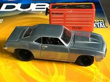JADA TOYS DIECAST FOOSE DESIGN 1969 CHEVY CAMARO Metal Finish Loose
