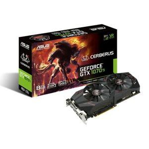 ASUS Cerberus NVIDIA GeForce GTX 1070 Ti 8GB GDDR5 Graphics Card