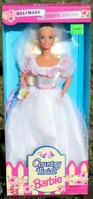 WALMART SPECIAL EDITION COUNTRY BRIDE BLOND BARBIE DOLL #13614 NRFB 1994