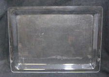 """Acrylic Tray 18"""" x 13"""" Serving Platter Dish Store Display Catering Samples"""