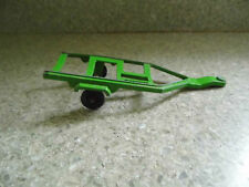 Small Vintage Diecast Toy Trailer