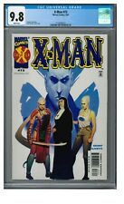 X-Man #73 (2001) Olivetti Cover CGC 9.8 White Pages CE848