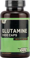 Optimum Nutrition GLUTAMINE 1000mg Amino Acid 60 Capsules