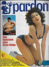 Pardon Nr.11 / 1972 Vom Innenleben eines Porno-Königs