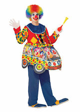 Mens Clown Car Step In Funny Novelty Stag Do Party Adults Fancy Dress Costume