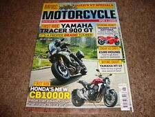 MOTORCYCLE SPORT AND LEISURE MAGAZINE   Issue 693   June 2018
