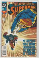 Adventures of Superman #506 Superboy 9.6