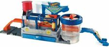Hot Wheels FTB66 City Mega Car Wash Connectable Play Set with Diecast & Toy CAR