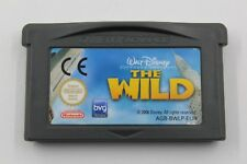 NINTENDO GAME BOY ADVANCE DISNEY SALVAJE THE WILD VERSION PAL EUR