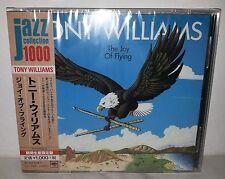 CD TONY WILLIAMS - THE JOY OF FLYING - JAPAN SICP 3999