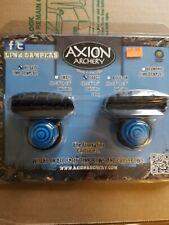 """Axion Large Hybrid Limb Damper Blue Fits 3/4"""" to 1"""" Split Limbs 3oz Aaa-3700Lbl"""